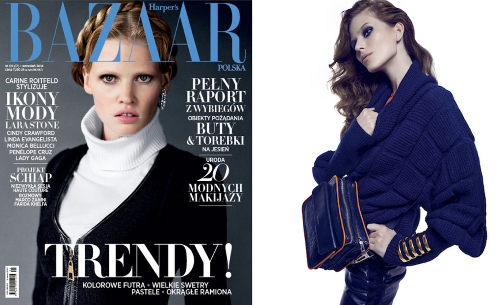 Harper`s Bazaar September 2014